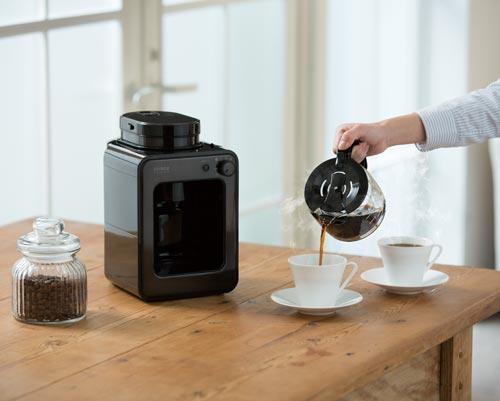 siroca 全自動コーヒーメーカー